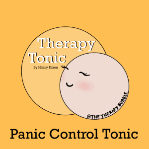 My Panic Control Audio cover
