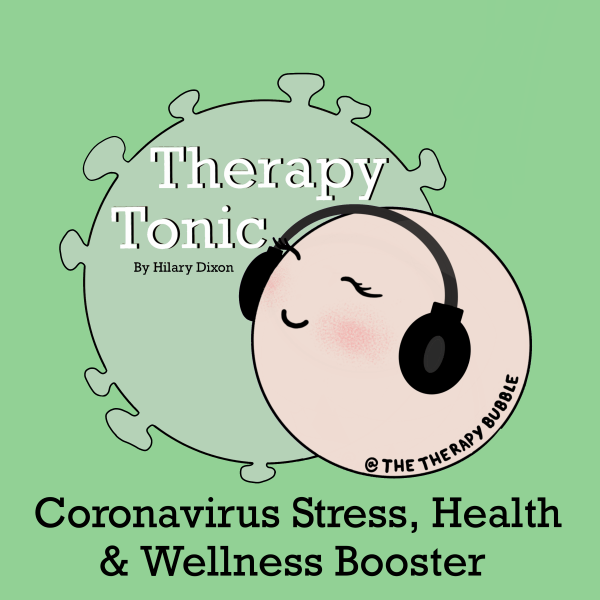 Coronavirus-Stress, Health & Wellness Booster